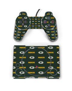 Green Bay Packers Blitz Series PlayStation Classic Bundle Skin