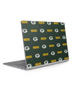 Green Bay Packers Blitz Series Surface Book 2 13.5in Skin