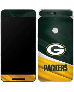 Green Bay Packers Google Nexus 6P Skin