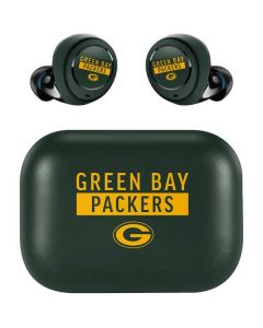 Green Bay Packers Green Performance Series Amazon Echo Buds Skin