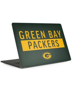 Green Bay Packers Green Performance Series Apple MacBook Pro 15-inch Skin