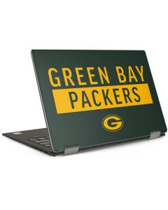 Green Bay Packers Green Performance Series Dell XPS Skin