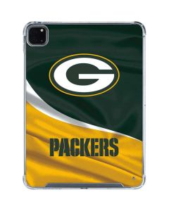 Green Bay Packers iPad Pro 11in (2020) Clear Case
