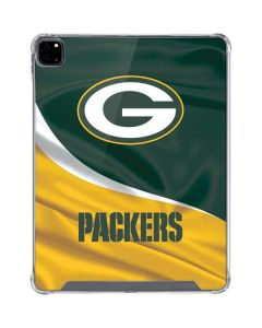 Green Bay Packers iPad Pro 12.9in (2020) Clear Case