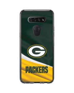 Green Bay Packers LG K51/Q51 Clear Case