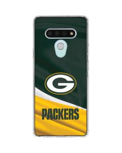 Green Bay Packers LG Stylo 6 Clear Case