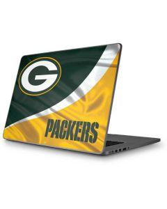 Green Bay Packers Apple MacBook Pro 17-inch Skin