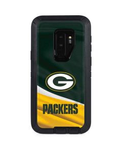 Green Bay Packers Otterbox Defender Galaxy Skin