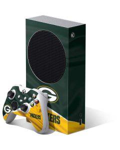 Green Bay Packers Xbox Series S Bundle Skin