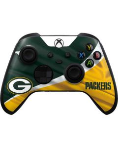 Green Bay Packers Xbox Series X Controller Skin