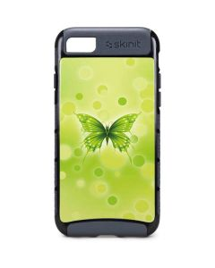 Green Butterfly iPhone 8 Cargo Case