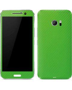 Green Carbon Fiber 10 Skin