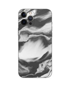 Grey Marble Ink iPhone 12 Pro Max Skin