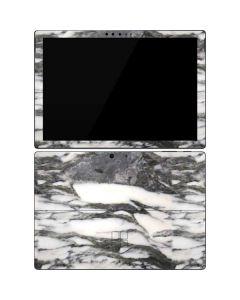 Grey Marbling Surface Pro 7 Skin