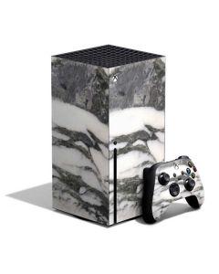 Grey Marbling Xbox Series X Bundle Skin