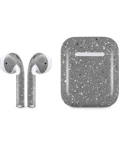 Grey Speckle Apple AirPods Skin