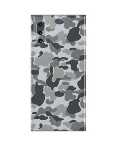 Grey Street Camo Galaxy Note 10 Skin