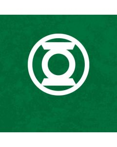 Green Lantern Logo Green Playstation 3 & PS3 Slim Skin