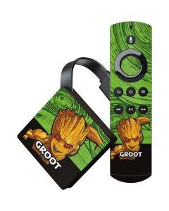 Groot Amazon Fire TV Skin