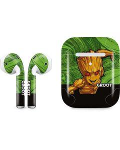 Groot Apple AirPods 2 Skin