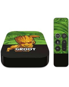 Groot Apple TV Skin