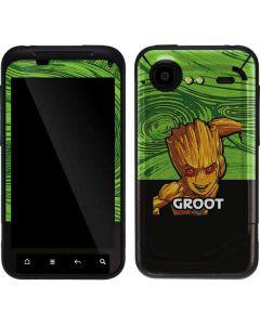 Groot Droid Incredible 2 Skin