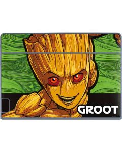 Groot Galaxy Book Keyboard Folio 12in Skin