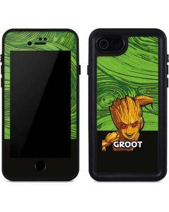 Groot iPhone SE Waterproof Case