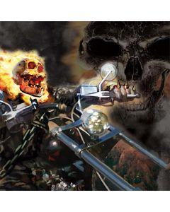 Ghost Rider Laughs Nintendo GameCube Controller Skin