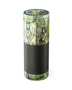 Guardian Fairy and Stag Amazon Echo Skin