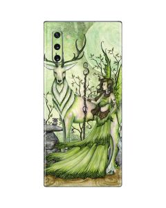 Guardian Fairy and Stag Galaxy Note 10 Skin