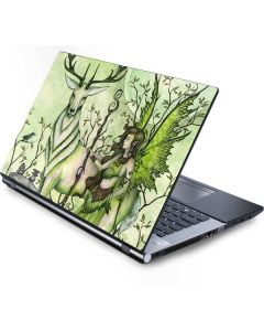 Guardian Fairy and Stag Generic Laptop Skin