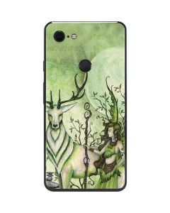 Guardian Fairy and Stag Google Pixel 3 XL Skin