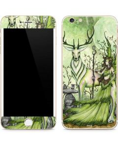 Guardian Fairy and Stag iPhone 6/6s Plus Skin
