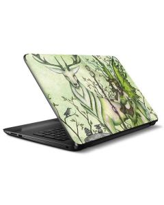 Guardian Fairy and Stag HP Notebook Skin