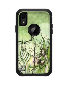 Guardian Fairy and Stag Otterbox Defender iPhone Skin
