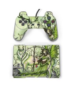 Guardian Fairy and Stag PlayStation Classic Bundle Skin