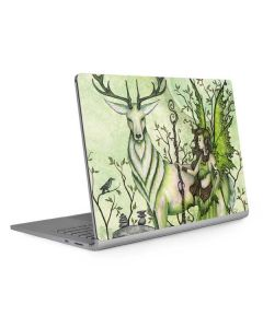 Guardian Fairy and Stag Surface Book 2 15in Skin