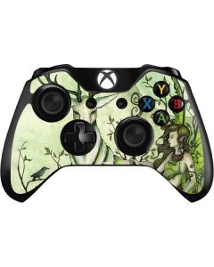 Guardian Fairy and Stag Xbox One Controller Skin