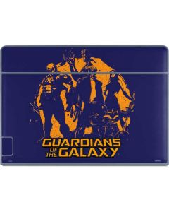 Guardians of the Galaxy Galaxy Book Keyboard Folio 12in Skin