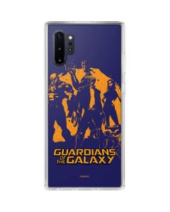 Guardians of the Galaxy Galaxy Note 10 Plus Clear Case