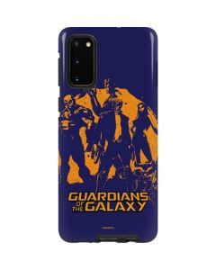 Guardians of the Galaxy Galaxy S20 Pro Case