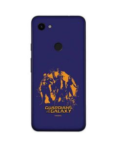 Guardians of the Galaxy Google Pixel 3a Skin