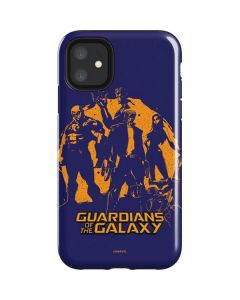 Guardians of the Galaxy iPhone 11 Impact Case