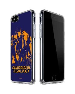 Guardians of the Galaxy iPhone SE Clear Case