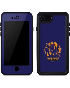 Guardians of the Galaxy iPhone SE Waterproof Case