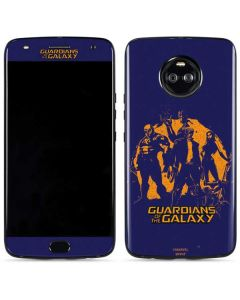 Guardians of the Galaxy Moto X4 Skin