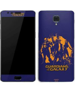 Guardians of the Galaxy OnePlus 3 Skin