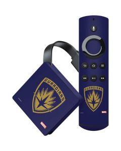 Guardians of the Galaxy Shield Amazon Fire TV Skin
