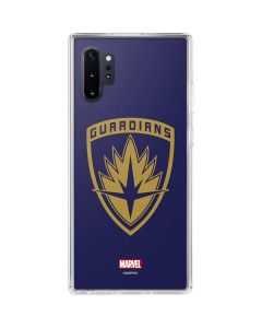 Guardians of the Galaxy Shield Galaxy Note 10 Plus Clear Case